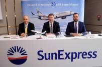 PETERSBURG - Sunexpress CEO Jens Bischof Açıklaması '2019'Da Türk Turizmine Çok Güveniyoruz'