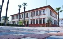 OKUL BAHÇESİ - Torbalı Belediyesi'nden Tarihi Okula Özel Dokunuş