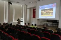Tunceli'de Taksi Şoförleri Bilgilendirme Toplantısı