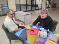 Vergi Haftası Dolayısıyla Kan Bağışında Bulundular