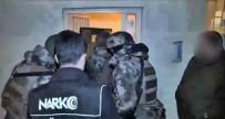 ŞAFAK OPERASYONU - Zehir Taciri, Özel Harekatın Baskını Sırasında Apartmanın İkinci Katından Atladı