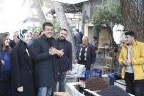KAMYONCULAR - Zeybekci Açıklaması 'Biz 2050'Lerin İzmir'ini Konuşuyoruz'