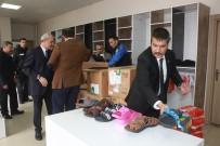 HAYIRSEVER İŞ ADAMI - Adıyaman'da Açılan Polis Pazarına Büyük İlgi