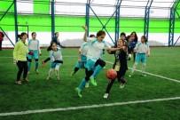 Ağrı'da Yıldız Kız-Erkek Futbol İl Birinciliği