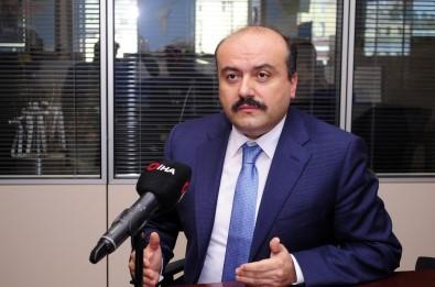 AK Parti Bolu Başkan Adayı Metin Açıklaması 'Bolu'yu Çekim Merkezi Yapacağız'
