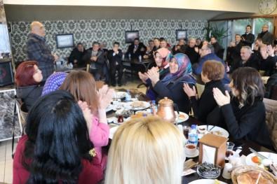 AK Parti'de Meclis Adayları İle Yönetim Tek Yürek