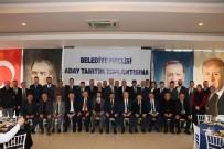 AK Parti Giresun'da Belediye Meclis Adaylarını Tanıttı