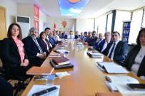 CÜNEYT YÜKSEL - AK Parti Marmara Bölge Koordinatörleri Tekirdağ'da