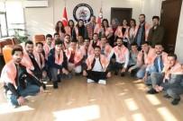 ÖĞRENCİ VELİSİ - Alanyalılar'dan Denizli İl Emniyet Müdürü Mevlüt Demir'e Destek