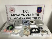 KOKAIN - Antalya'da Uyuşturucu Operasyonu Açıklaması 2 Tutuklama