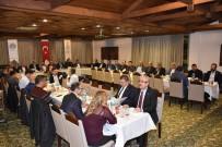 ATSO Ve ATB Üyeleri Müşterek Toplantıda Bir Araya Geldi