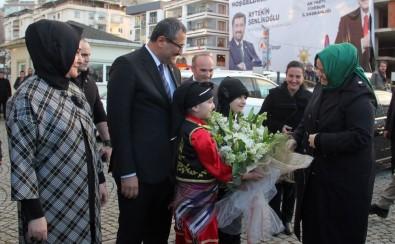 Bakan Zehra Zümrüt Selçuk Açıklaması 'Seçim Sonrası Bir Başka Giresun Olacak'