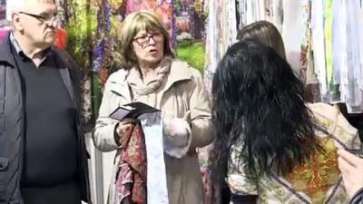 'Balkan Tekstil Fuarı' Sırbistan'da Başladı