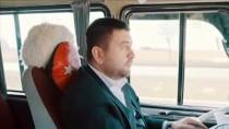 Başkan Adayı Minibüs Şoförlüğü Yaparak Seçmenleri Dinledi