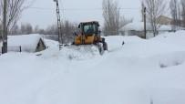 Bingöl'de Kar Nedeniyle 281 Köy Yolu Kapandı