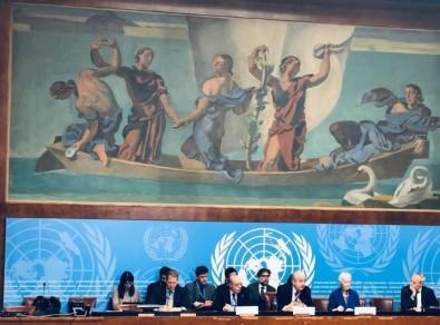 BM, Suriye Raporunu Açıkladı Açıklaması 'İdlib'de İnsani Kriz Artıyor'