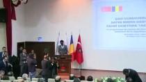 YÜKSEK ÖĞRETİM - Çad Devlet Başkanı Itno'ya Fahri Doktora Takdim Töreni