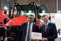 ÖZELLEŞTIRME İDARESI - 'En Çekici Traktör Dizaynı' Ödülü Başak Traktör'e