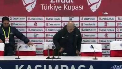 Ercan Kahyaoğlu Açıklaması 'Galibiyetle Turu Atladık'