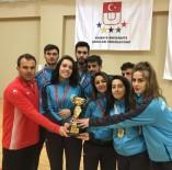 Erzincan Binali Yıldırım Üniversitesinin Crossminton Başarısı