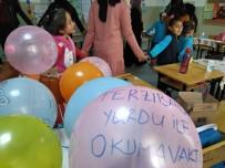 Erzincan'da 'Okuma Vakti' Projesi Hayata Geçti
