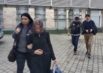YAKALAMA EMRİ - FETÖ'nün Örgüt Evlerinde Yakalanan 4 Kişi Adliyeye Sevk Edildi