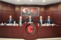 ENERJİ VE TABİİ KAYNAKLAR BAKANLIĞI - GTO Meclisi Şahin Ve Tancan'ı Ağırladı