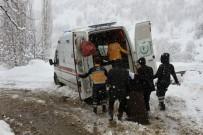 Hizan'da 5 Saatlik Hasta Kurtarma Operasyonu
