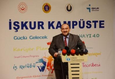 İŞKUR Genel Müdürü Uzunkaya Açıklaması '2018'De 1 Milyon 247 Bin 308 Kişinin İstihdamına Aracılık Yaptık'
