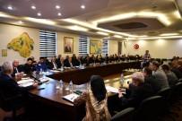 Isparta'da Merkez Muhtarlar Toplantısı