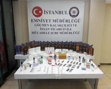 İstanbul'da 'Taşıyıcı Anne' Ve 'Yumurta' Çetesine Baskın