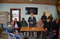 İYİ Parti Yomra Belediye Başkan Adayı Mustafa Bıyık Açıklaması 'Yomra'mızın Sahil Alanları Perişan Halde'