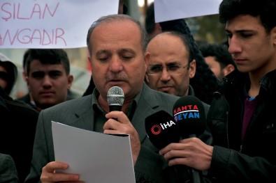 Kahta'da 28 Şubat Darbesine Kınama