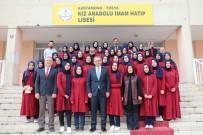 Kaymakam Deniz Pişkin Açıklaması 'Okuyan Bir Türkiye İçin, Okuyan Bir Tosya Hayalimiz Var'