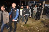 Kırıkkale'de 60 Polisle Kumar Operasyonu Açıklaması 47 Gözaltı