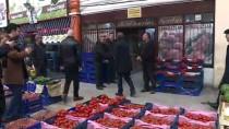 Mansur Yavaş Ankara Toptancı Hali Esnafını Ziyaret Etti