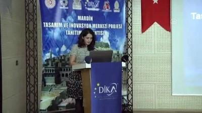 'Mardin Tasarım Ve İnovasyon Merkezi' Projesi