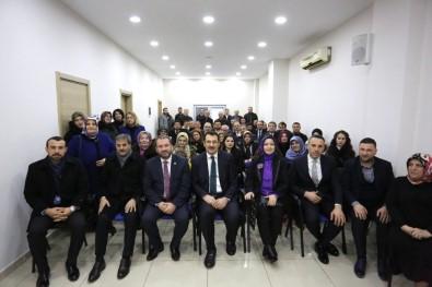 Milletvekillerinden AK Parti Serdivan İlçe Teşkilatına Ziyaret