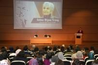 Milli Şair Mehmet Akif Ersoy'un Torunu NEVÜ'lü Gençlere Ersoy'u Anlattı