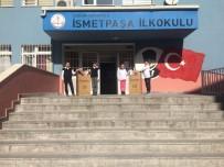 Öğrenciler Atık Kağıt Kampanyası Başlattı