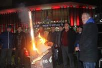 ŞİŞLİ BELEDİYESİ - Şişli Belediyesi İşçileri Açlık Grevine Başladı