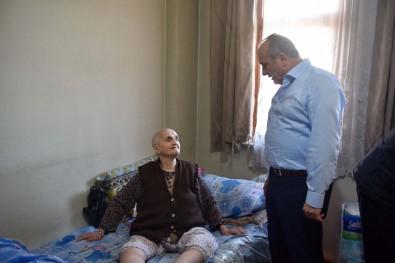 Taşköprü'de 750 Hasta Evde Bakım Hizmetlerinden Faydalandı