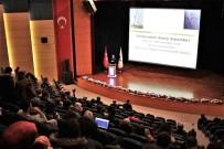 RÜZGAR ENERJİSİ - Türkiye'nin Yenilenebilir Enerji Alanındaki Yeri SAÜ'de Konuşuldu