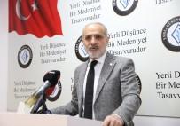Yerli Düşünce Derneği Onursal Başkanı Topçu Açıklaması 'Büyük Türk Milleti İlk Seçimlerde Darbecilere Derslerini Verdi'