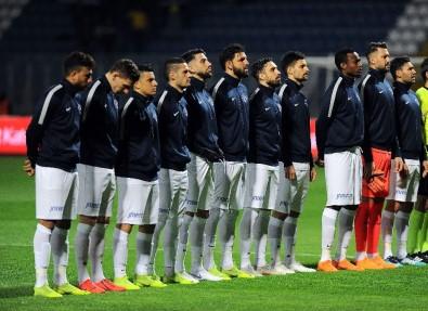 Ziraat Türkiye Kupası Açıklaması Kasımpaşa Açıklaması 1 - Akhisarspor Açıklaması 1 (İlk Yarı)