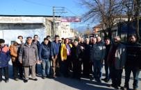 Başkan Çerçioğlu'ndan Erbeyli Mahallesine Ziyaret
