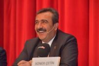 Başkan Çetin'den Müjde Açıklaması Şambayadı'nın 24 Yıllık İmar Sorunu Çözüldü