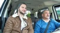 Belediye Başkan Adayı Taksi Şoförü Oldu, Projelerini Anlattı