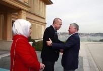 VAHDETTIN - Cumhurbaşkanı Erdoğan, Ürdün Kralı Abdullah İle Bir Araya Geldi
