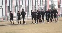 Eskişehirspor, Hazırlıklara Ara Vermeden Başladı